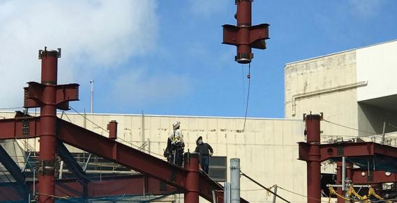 全国の土木工事を支える タイセー工業株式会社 02とび・土工工事業イメージ画像