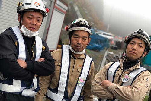 全国の土木工事を支える タイセー工業株式会社 採用情報