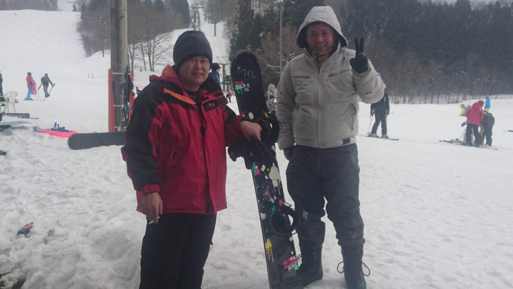 全国の土木工事を支える タイセー工業株式会社 冬の社員旅行